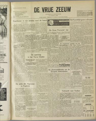 de Vrije Zeeuw 1958-08-28