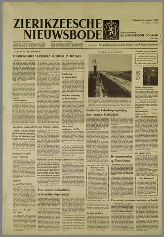 Zierikzeesche Nieuwsbode 1962-10-15