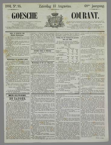Goessche Courant 1881-08-13