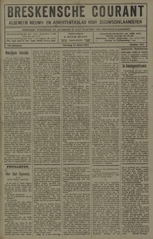 Breskensche Courant 1924-03-22