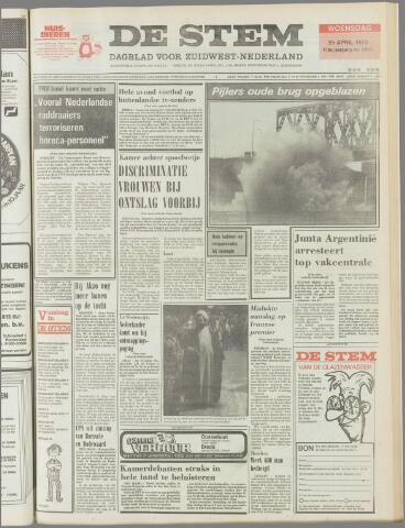 de Stem 1979-04-25