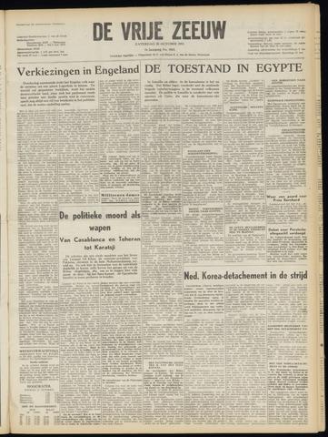 de Vrije Zeeuw 1951-10-20