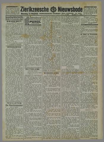 Zierikzeesche Nieuwsbode 1932-05-23