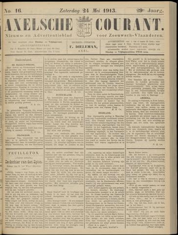 Axelsche Courant 1913-05-24