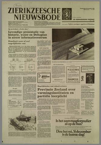 Zierikzeesche Nieuwsbode 1981-12-24