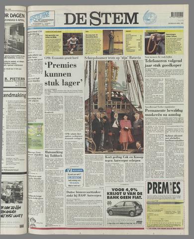 de Stem 1995-04-08