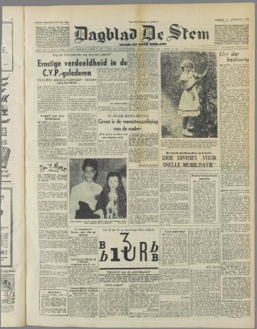 de Stem 1950-08-04