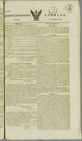 Middelburgsche Courant 1837-12-16