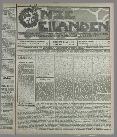 Onze Eilanden 1919-07-26