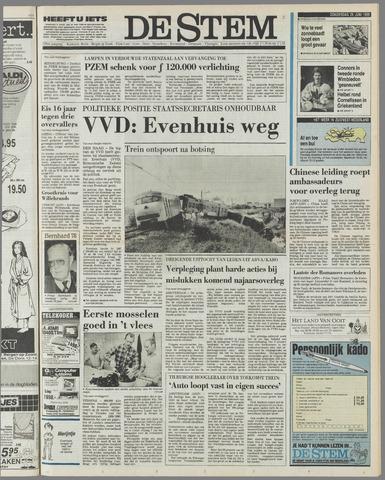 de Stem 1989-06-29