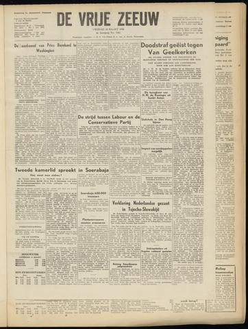 de Vrije Zeeuw 1950-03-10