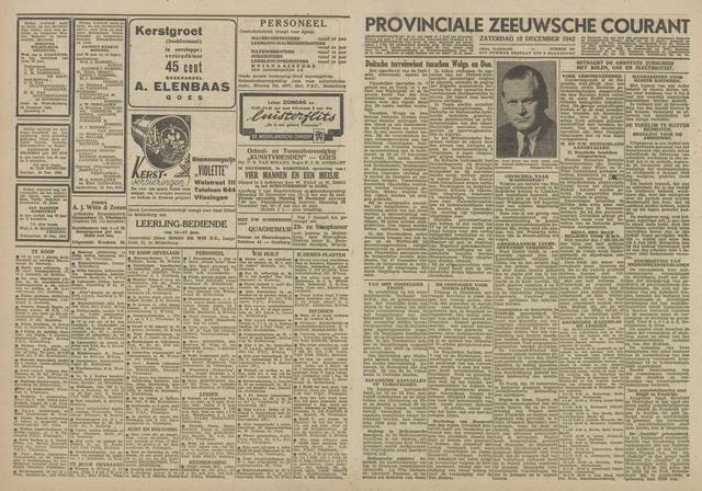 Provinciale Zeeuwse Courant 1942-12-19