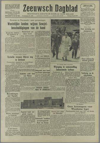 Zeeuwsch Dagblad 1957-04-30