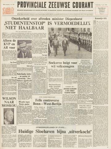 Provinciale Zeeuwse Courant 1966-07-07