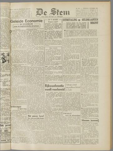 de Stem 1945-10-05
