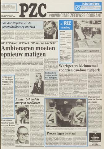 Provinciale Zeeuwse Courant 1986-03-12
