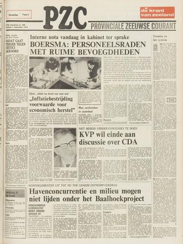 Provinciale Zeeuwse Courant 1975-09-05