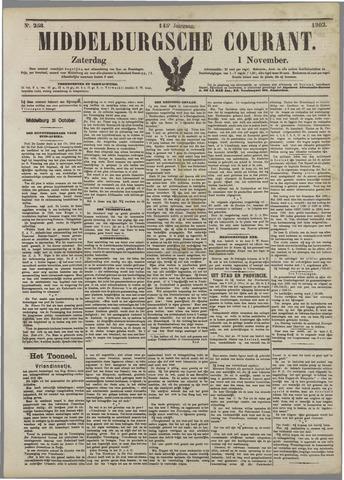 Middelburgsche Courant 1902-11-01