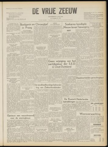 de Vrije Zeeuw 1957-07-11