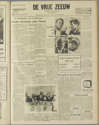 de Vrije Zeeuw 1960-11-09