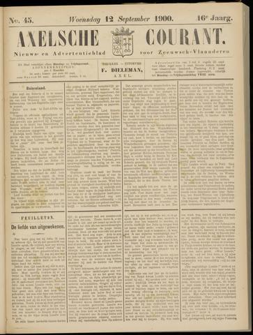 Axelsche Courant 1900-09-12