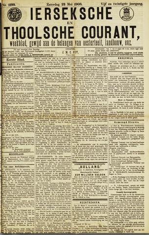 Ierseksche en Thoolsche Courant 1908-05-23
