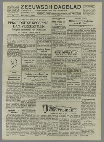 Zeeuwsch Dagblad 1954-02-05