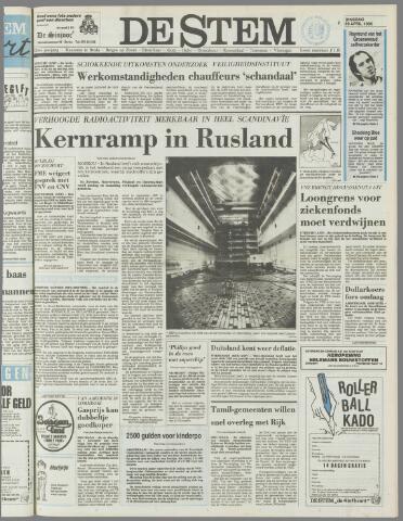 de Stem 1986-04-29