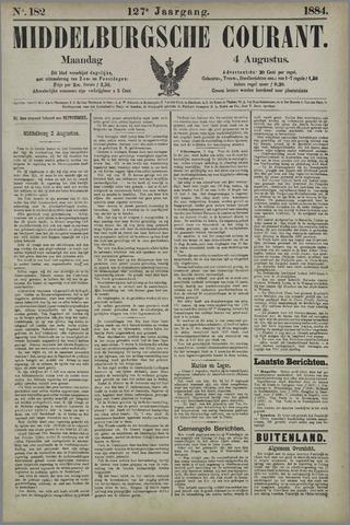 Middelburgsche Courant 1884-08-04