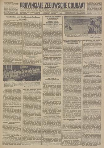 Provinciale Zeeuwse Courant 1942-09-29