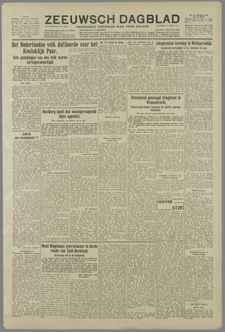 Zeeuwsch Dagblad 1949-07-11
