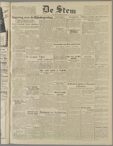 de Stem 1947-11-07