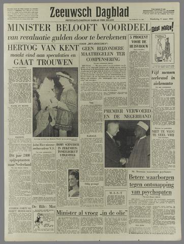 Zeeuwsch Dagblad 1961-03-09
