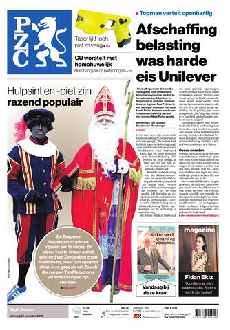 Provinciale Zeeuwse Courant 2018-11-24