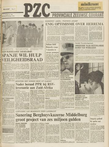 Provinciale Zeeuwse Courant 1975-10-20
