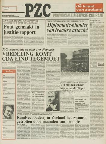 Provinciale Zeeuwse Courant 1976-11-11