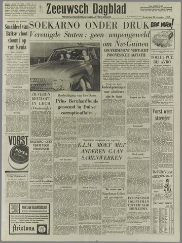 Zeeuwsch Dagblad 1961-12-28