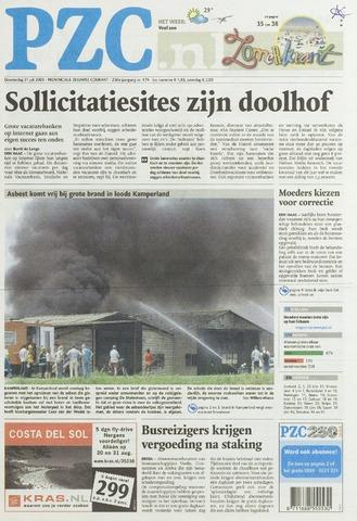 Provinciale Zeeuwse Courant 2008-07-31