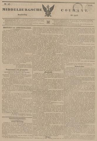 Middelburgsche Courant 1843-04-20