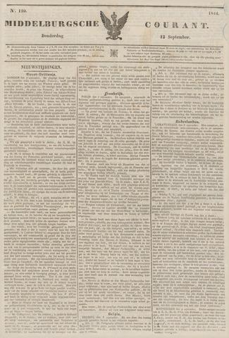 Middelburgsche Courant 1844-09-12