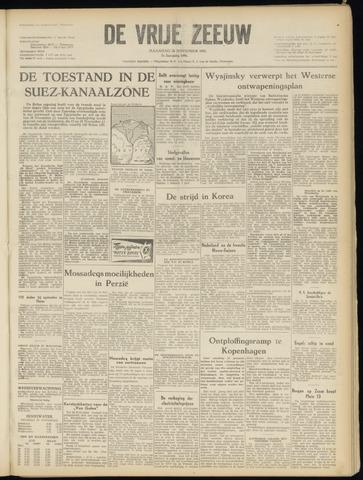 de Vrije Zeeuw 1951-11-26