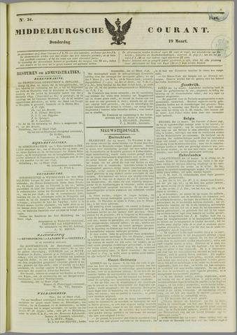 Middelburgsche Courant 1846-03-19