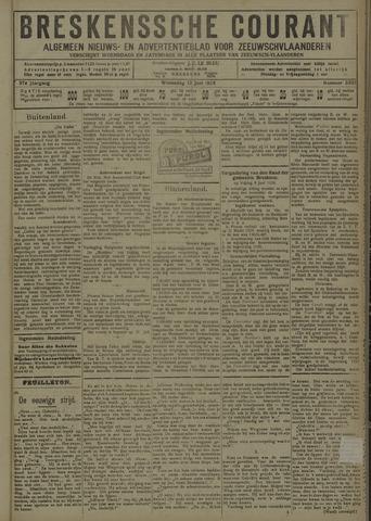 Breskensche Courant 1928-06-13