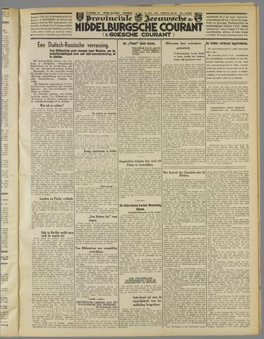 Middelburgsche Courant 1939-08-22