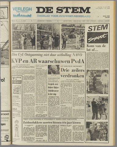 de Stem 1975-04-14
