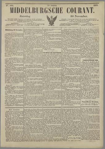 Middelburgsche Courant 1895-11-30