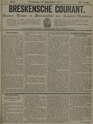 Breskensche Courant 1911-09-13