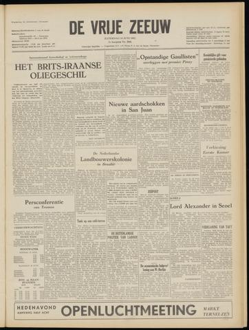 de Vrije Zeeuw 1952-06-14
