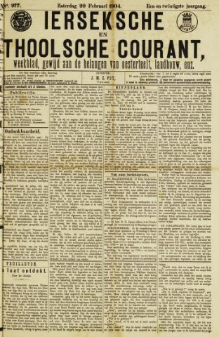 Ierseksche en Thoolsche Courant 1904-02-20