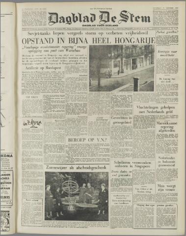 de Stem 1956-10-27